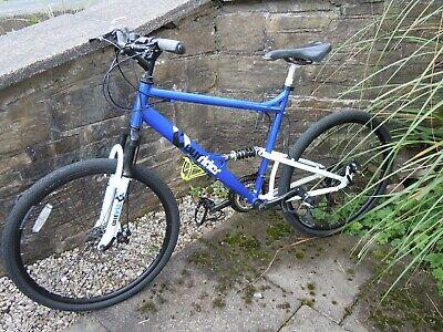 Outrider MTB full suspension bike