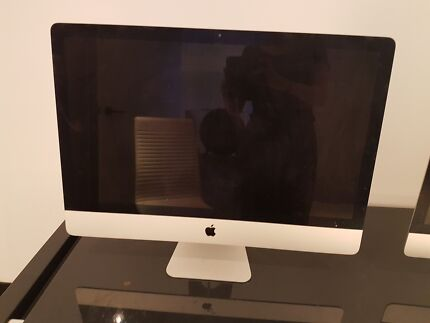 IMAC 27/3.3QC/8GB/1TB/M290 - MF885X/A with keyboard and mouse