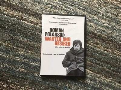 Roman Polanski - Wanted And Desired (DVD, 2010) R1 for sale  Peterborough