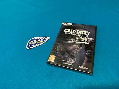 Call Of Duty Ghosts PC Español Nuevo Precintado Activision