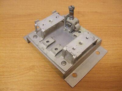 Meter Socket Lug Jaw Base Block Electric Service Power Plug Repair Kit Box