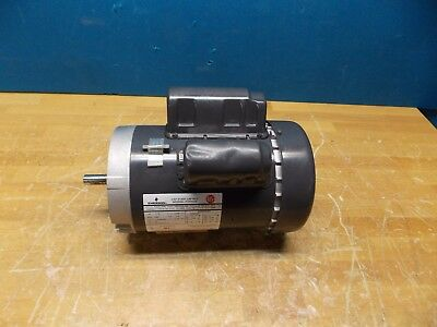 Us Motors Electric Acdc Motor 1-12 Hp 58 Shaft 1 Phase 3600 Rpm T32ca1jcr