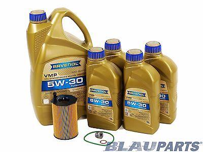 VW Touareg Oil Change Kit - 2013-16 - 3.0L TDI Diesel - 5w30 VW 507 00
