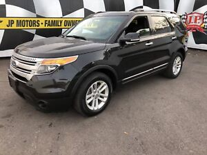 2015 Ford Explorer XLT, Navigation, Leather, Panoramic Sunroof,