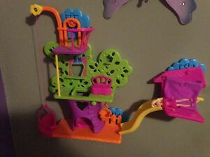 POLLY POCKET ULTIMATE WALL PARTY SET Kitchener / Waterloo Kitchener Area image 5