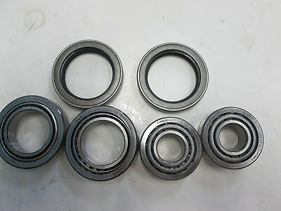 PORSCHE 944 944 TURBO 951 S2 968 FRONT WHEEL BEARING KIT 87 TO 95 ALL NEW GERMAN