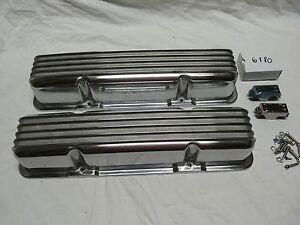 Ventildeckel Aluminium , Smallblock Chevy, 1955-85 Chevrolet, 6180, Nostalgie