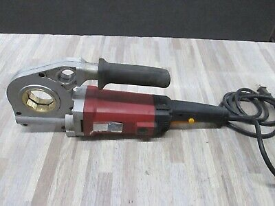 Portable Electric Pipe Threader Tested Bare Tools.