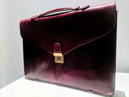 Vintage Briefcase/ Laptop bag