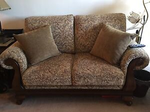 Love Seat, Glide Rocker, Wall Away Chair and other Various