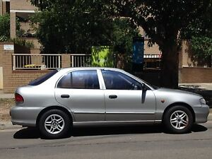 Henry the Hyundai needs a new home - moving overseas Homebush West Strathfield Area Preview