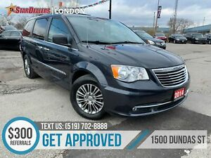 2014 Chrysler Town & Country Touring-L | 1OWNER | LEATHER | NAV