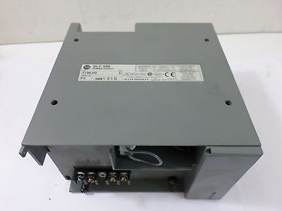 Allen Bradley 1746-p2 Slc 500 Power Supply Ser C