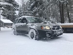 2005 Forester 2.5na