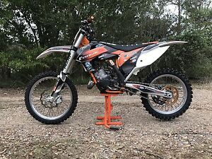 MUST VIEW! 2013 KTM 125SX - Immaculate Condition Cedar Creek Gold Coast North Preview