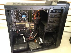 Quad core i5 4th gen, 8 GB RAM, 500HD, HDMI, VGA, DVI Win 7 Pro
