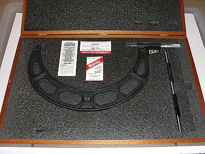 Starrett No. 733 11-12 Xfl Amd Dfl Series New