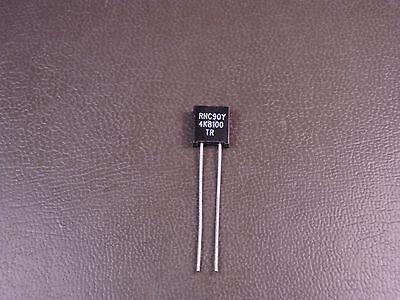 Rnc90y4k8100tr Vishay Metal Foil Resistor 4.81k Ohm 600mw 35w 0.01 Radial Nos