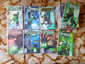 Green Lantern by Geoff Johns. DC comics lot of 36 issues Kelmscott Armadale Area Preview