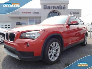 BMW X1 28i AWD + TOIT PANO + BLUETOOTH