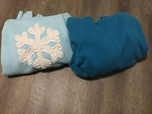 2 PIECES GIRLS SWEATERS SIZE 10-12