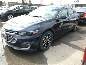 2018 Chevrolet Malibu LT | Leather | HTD Seats | Sunroof