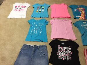 GIRl'S. SIZE. 10. - 12   CLOTHES