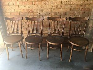 Bentwood chairs South Perth South Perth Area Preview