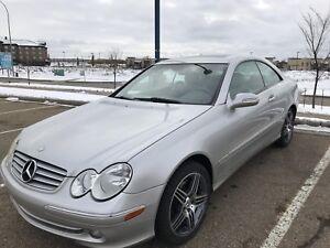 $6500 Mercedes 2003 CLK 320 Coupe