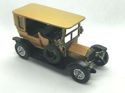 1969 MATCHBOX MODELS OF YESTERYEAR 1907 PEUGEOT.