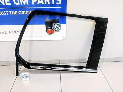 New OEM RH Rear Door Reveal Molding - 2007-2014 Cadillac Escalade (20772079)
