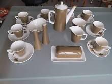 6 piece Primastone coffee set made from Genuine ironstone Tamarama Eastern Suburbs Preview