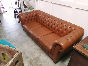 Chesterfield lounge Murwillumbah Tweed Heads Area Preview
