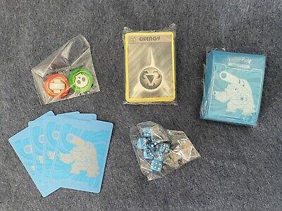 Pokemon XY Evolutions Sleeves And Elite Trainer Box Items - Unopened!