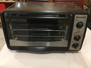 Toaster oven rarely used
