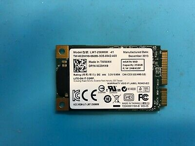 LITE-ON SSD mSata 256 GB