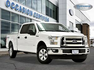 2017 Ford F-150 XLT SuperCrew 4X4 ECONOMIE 11 500 VIA
