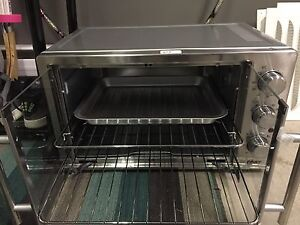 Oyster convection oven. French door