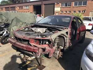 Commodore VY sedan shell with 3.8 V6 with auto box bargain $200