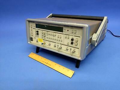 Tektronix Gigabert-1400 Gb1400 Bert Bit Error Generator Tester Analyzer Repair