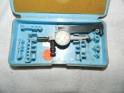 Fowler Verdict Dial Indicator .0005 In Hard Case