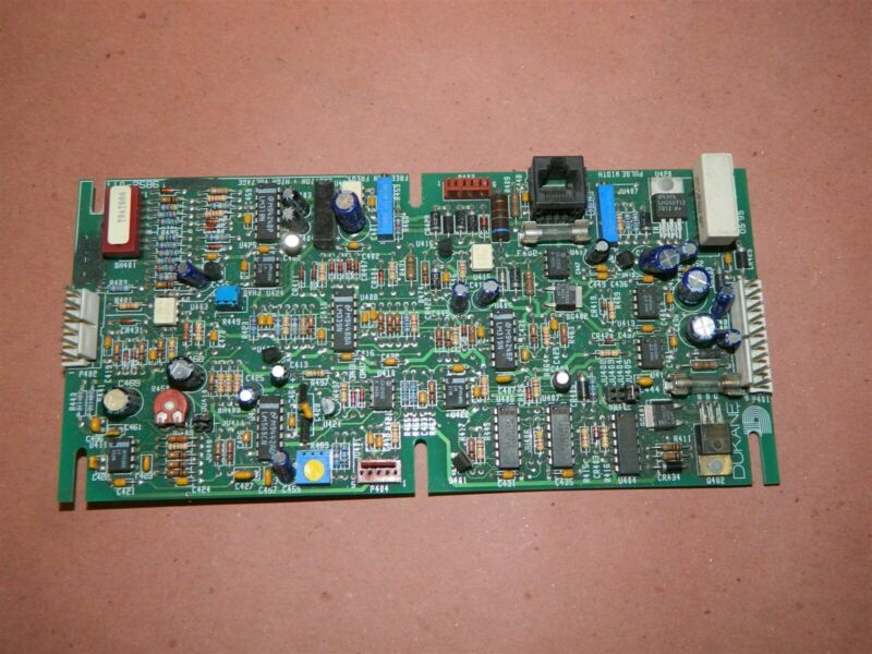 Dukane Ultrasonic Plastic Welder Welding Circuit Board 110-2586110-2611 LOT-AI