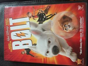 Disney's bolt DVD
