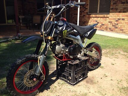 Pit bike swap/trade Forest Lake Brisbane South West Preview