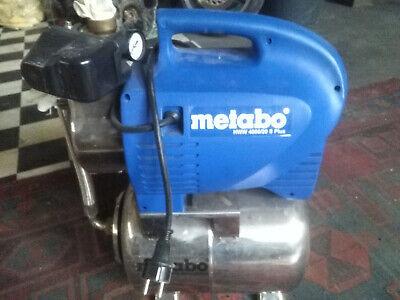 Hauswasserwerk metabo HWW 4000/20 S plus Pumpe Grundwasser