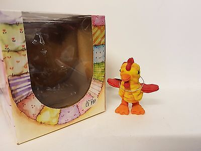Dawn Chicken #5010 Treasured Pals Limited Edition Collectable Boxed