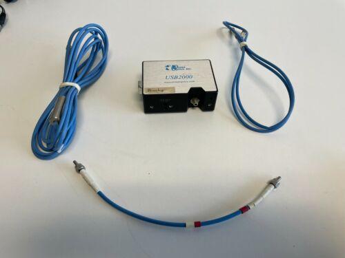 BB11: Ocean Optics USB2000 Spectrometer USB-2000