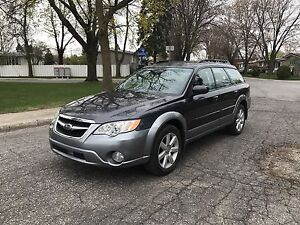 SUBARU OUTBACK LIMITED 2008
