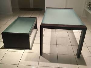 dining and coffee matching tables Redcliffe Redcliffe Area Preview