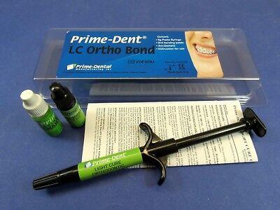 Dental Light Cure Orthodontic Resin Adhesive Ortho Bond Kit 012-022 Prime Dent